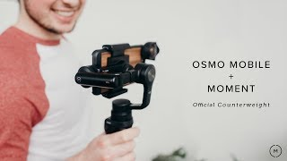 DJI Osmo Mobile + Moment Is Here!   Plus 3 Tips For Cinematic Footage On Your Phone