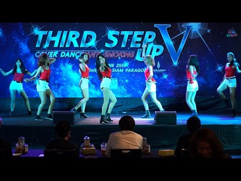 160619 PMT cover AOA - Confused + Good Luck @THIRD STEP UP 5th Cover Dance
