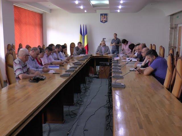 ȘEDINȚA CL PAȘCANI - 11 IUNIE 2018