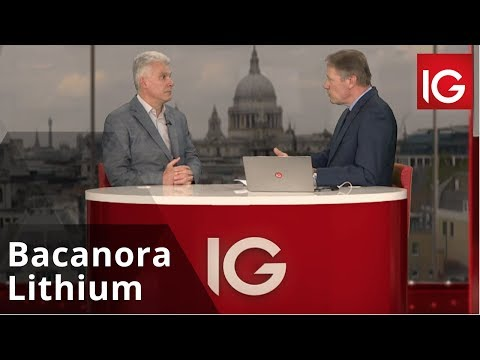 Bacanora Lithium Takes On A Cornerstone Investor