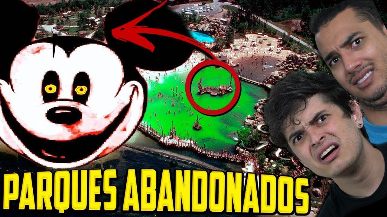 Download CONHEÇA os macabros PARQUES ABANDONADOS DA DISNEY !