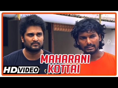 Maharani Kottai Tamil Movie | Scenes | Villagers Ask Them To Leave The House | Richard