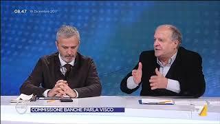 Trefiletti: Ho denunciato anni fa Banca d'Italia e Consob