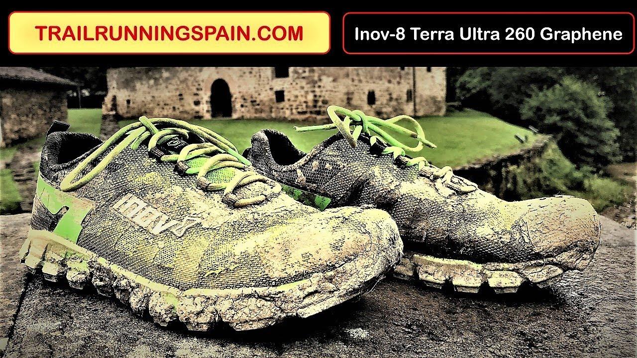 6c3f61fd072502 Inov-8 Terra Ultra 260  Trail running shoes w  graphene sole review by  Mayayo. Trailrunningspain.com