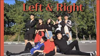 [DANCE COVER]세븐틴(Seventeen) - Left & Right | k-pop | 부경대…