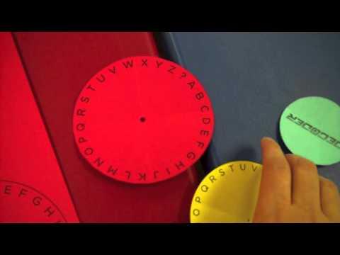 VBS 2014 Craft #1 Circle Decorder