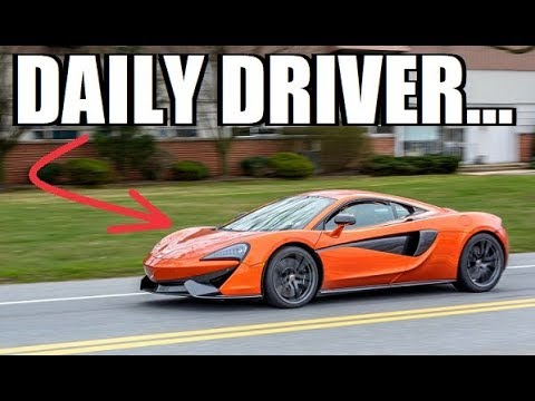 What it's like to Daily Drive a  McLaren 570S!!! The First 5,000 Miles...