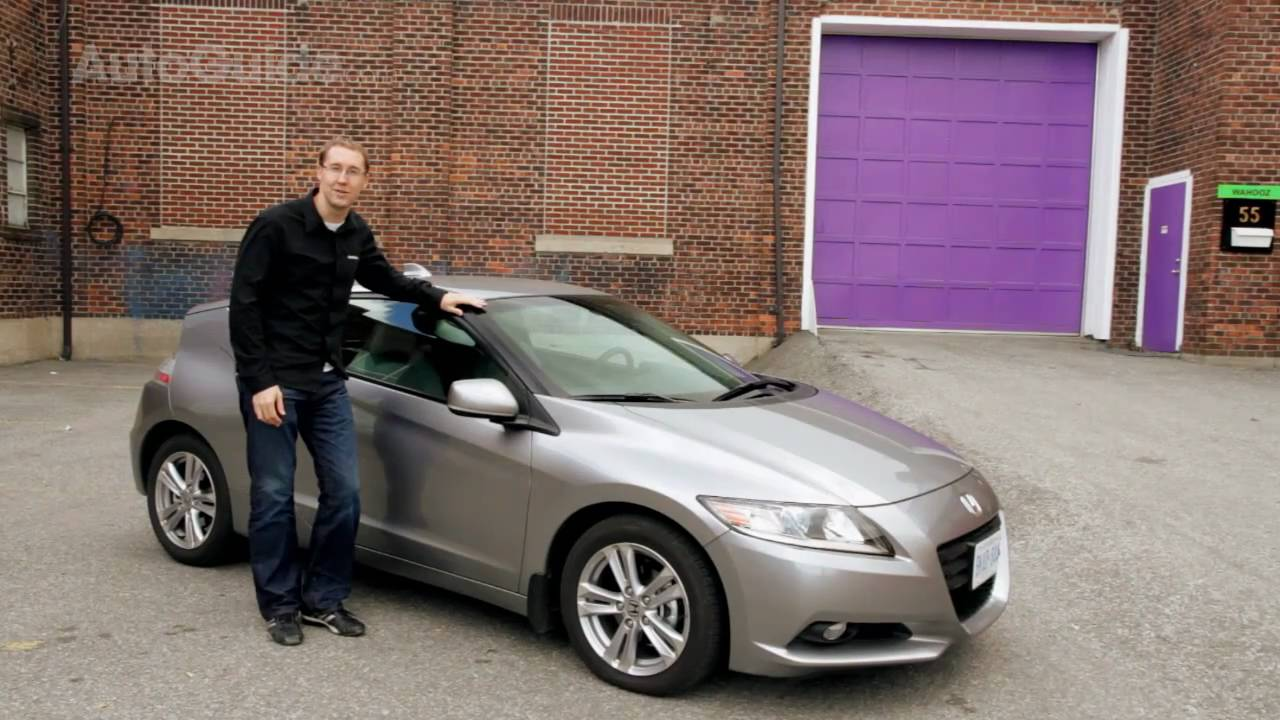 2017 Honda Cr Z Review Builds A Better Mini Cooper That Just Hens To Be Hybrid You