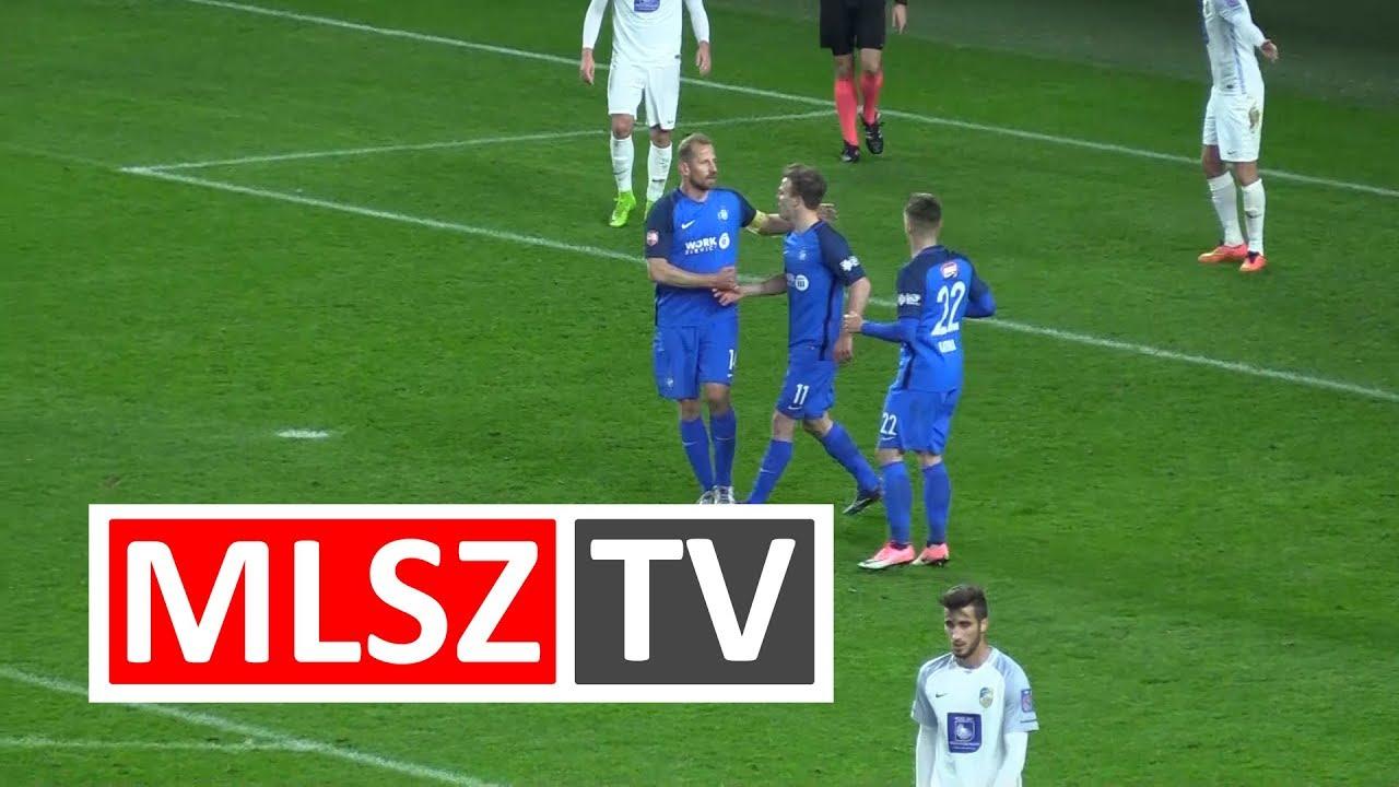 MTK Budapest - BFC Siófok |3-1 (2-0) | Merkantil Bank Liga NB II.| 19. forduló |