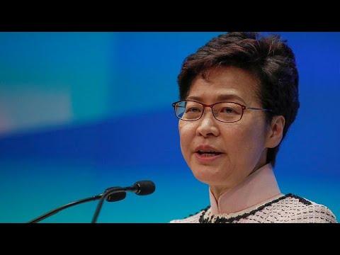 فيديو: معارضة هونغ كونغ تقاطع خطاب زعيمة البرلمان وتجبرها على المغادرة…  - نشر قبل 46 دقيقة
