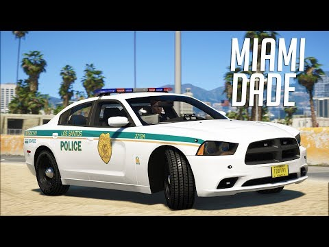 LSPDFR - Day 775 - Miami Dade Police Department