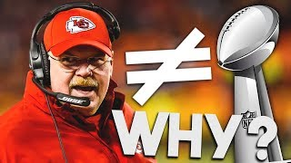 The REAL REASON Why Andy Reid Can Never Win the BIG GAME