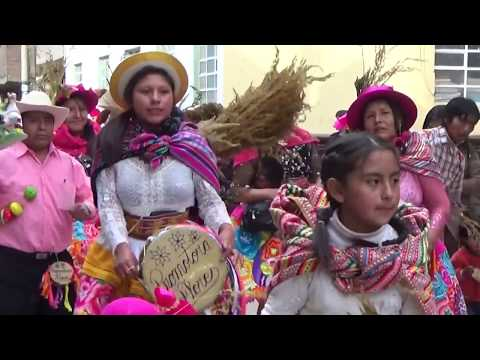 Promotora Flores - -pasacalle Santiago-Hvca 2015