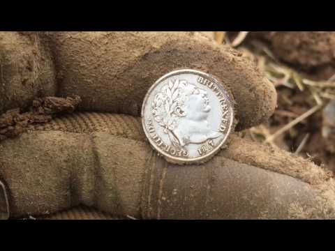 Double silver and one is 200 years old along with amazing relics from the past