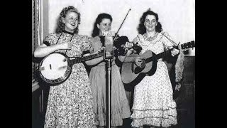The Amber Sisters - So Tired Of Your Runnin' 'Round (1953).