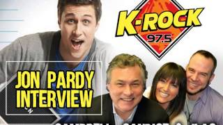 97.5 K-ROCK - Interview with JON PARDY