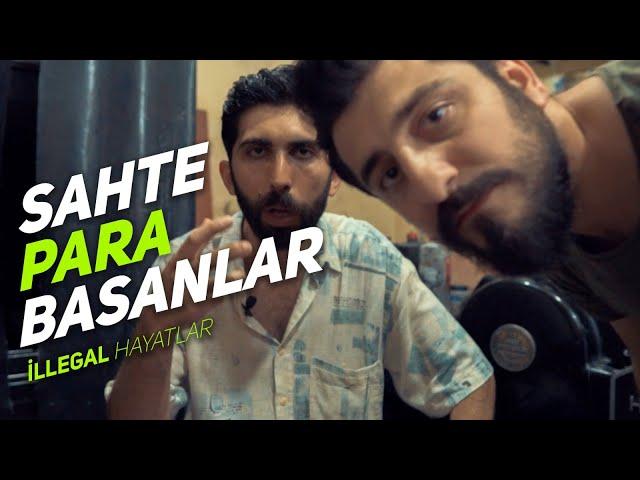 KALPAZANLAR ( İllegal Hayatlar ) #01journos - Röportaj Adam
