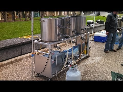 All Grain Brewing Large System Youtube