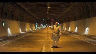 PM Narendra Modi's visits  the Chenani - Nashri Tunnel, Jammu & Kashmir