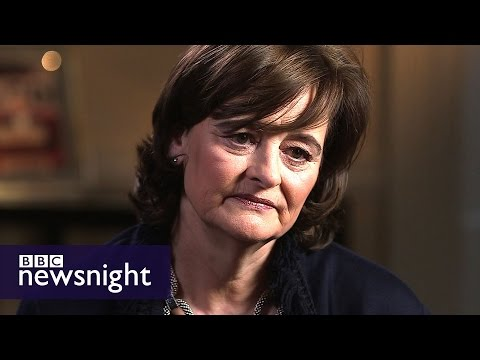 Cherie Blair on women, sexism and power: FULL INTERVIEW - BBC Newsnight