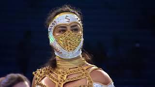 WWE  Lady shani Vs Hiereda biggest fighting