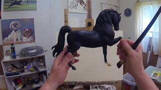 Oil Painting - Basic Layers Part 1