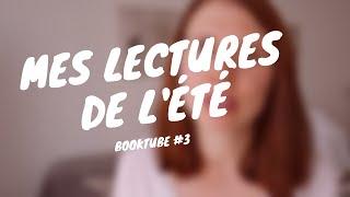 BOOKTUBE #3 | CE QUE J'AI LU CET ETE ! 😎 (féminisme, anthropologie...)