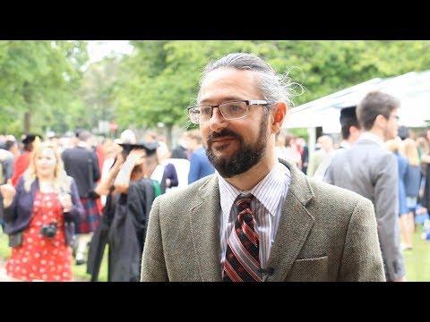 Dr Tavis Potts - MSc Environmental Partnership Management - Programme coordinator