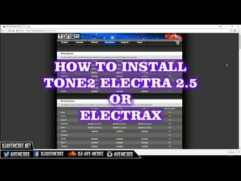 How To Install Electra 2 5 or ElectraX | How To Update