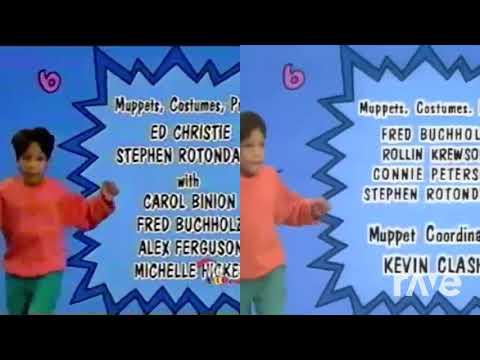Vhs 25 Quality Credits - Sesame Street & Sesame Street Season 31 End Credits  60Fps | RaveDj