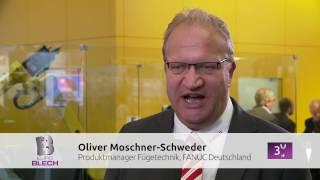 Die EuroBLECH 2016 in 100 Sekunden: Prozessoptimierung