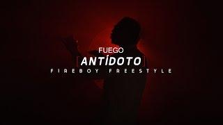 Fuego - Antidoto (Spanish Remix) [Official Audio]