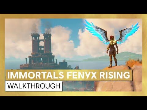 Immortals Fenyx Rising : Walkthrough [OFFICIEL] VOSTFR