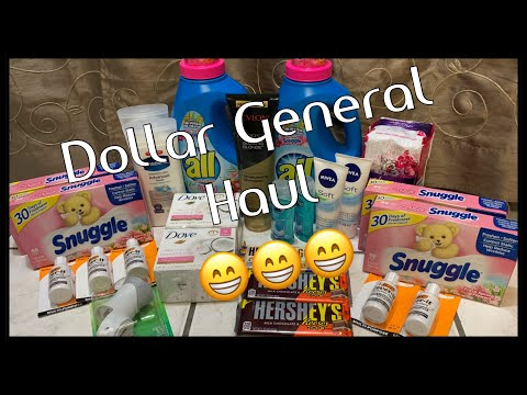 Dollar General Haul OOP $12.65 Or $0.50 Per Item 😀😀😀 #dollargeneral