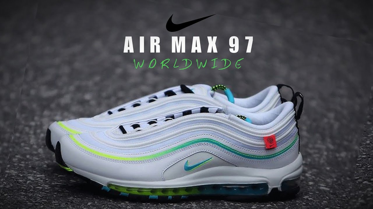 air max 97 worldwide