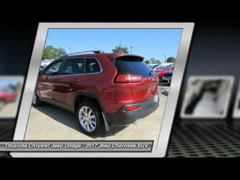 2017 Jeep Cherokee Titusville FL 17375. Titusville Chrysler Jeep Dodge