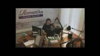 Митя Фомин — Прямой эфир на радио Romantika (3.11.2015)