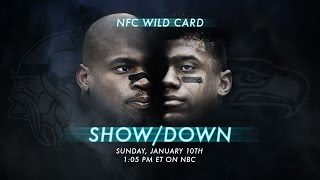 Show/Down: Seahawks vs. Vikings Wild Card Weekend Movie Trailer | NFL