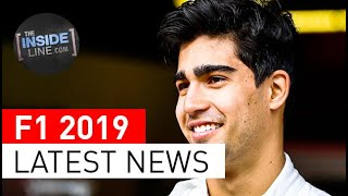 WEEKLY FORMULA 1 NEWS (08 OCTOBER 2019)