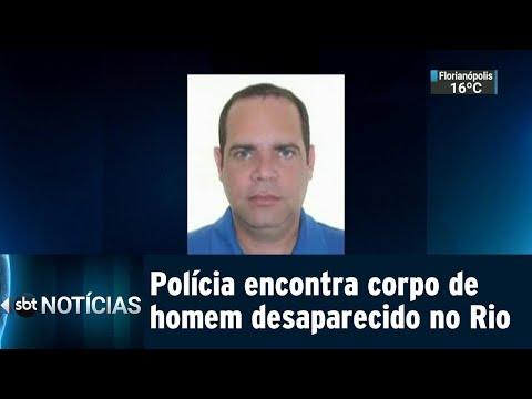 Criminoso confessa e polícia encontra corpo de corretor desaparecido | SBT Notícias (13/09/18)