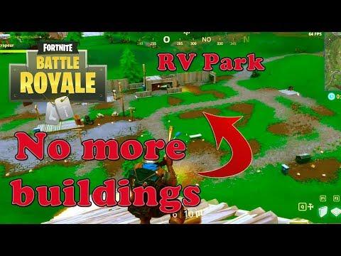 Let's Destroy Fortnite Battle Royale : RV Park
