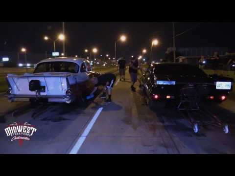 Krazy Kelly's crew vs. Big Chief, Murder Nova, and McDoogle on the REAL STREETS OF THE 405!!!