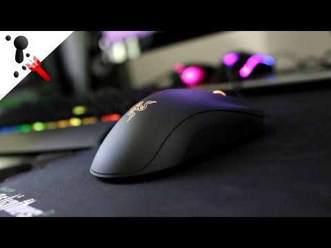How the Razer DeathAdder Chroma needs improving (Review and Quick Unboxing)