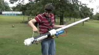 Strong Propane Spud Gun - July 4th
