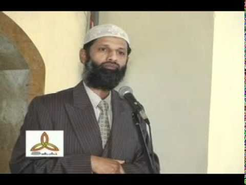Br Asifuddin's Debate With Br Jerry Thomas: Sin And Salvation In Islam And Christianity. Clip 5