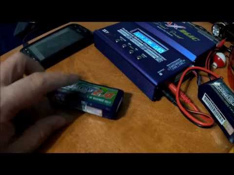 WlToys v913 RC Helicopter Battery Upgrade Lipo nano-tech 3000 mAh from YouTube · Duration:  7 minutes 21 seconds