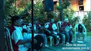 Malandro que sou - Show Grupo Samba de Raiz Apito de Mestre