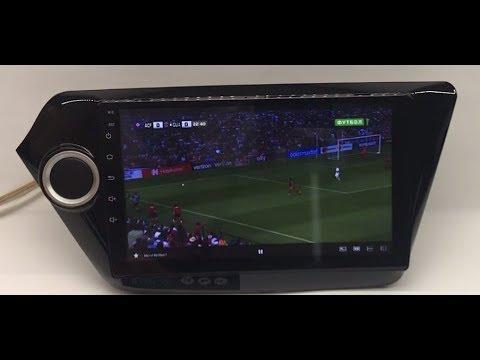 Штатная магнитола для Kia Rio 2011-2017 г Android с GPS