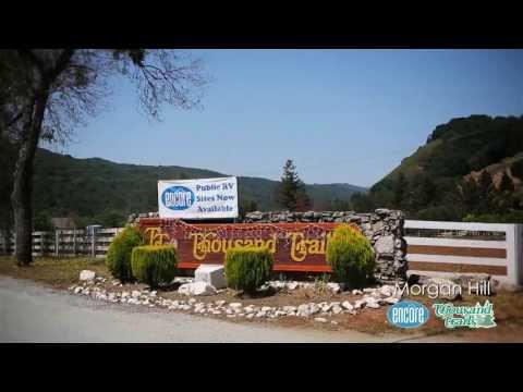 Morgan Hill Silicon Valley California RV Resort and Campground