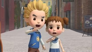 Робокар Поли - Правила дорожного движения - На дороге с умом (серия 4) Развивающий мультфильм